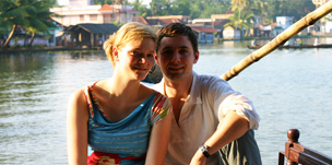 Kuttanad Honeymoon Houseboat